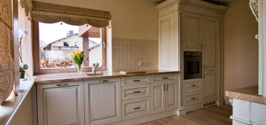 baldai virtuvei